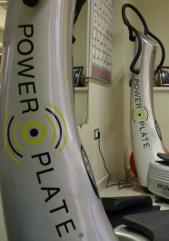 Physiotherapy Corfu Powerplate